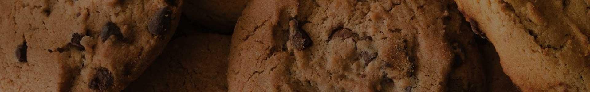 Photo of delicious cookies