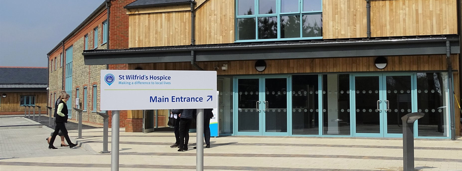 St Wilfrids Hospice - Making a difference to local lives